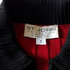 St John collection Sweaters - St John Knit Collection by Marie Grey, size S